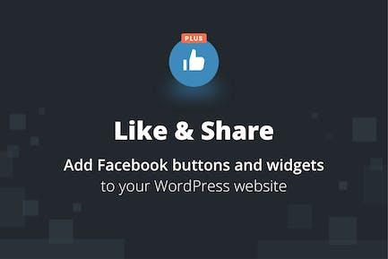 BestWebSoft's Like & Share Plus