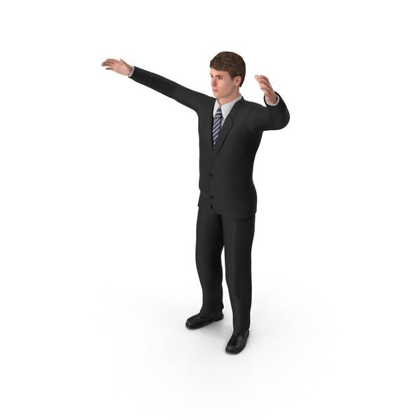 Thumbnail for Businessman John Greeting