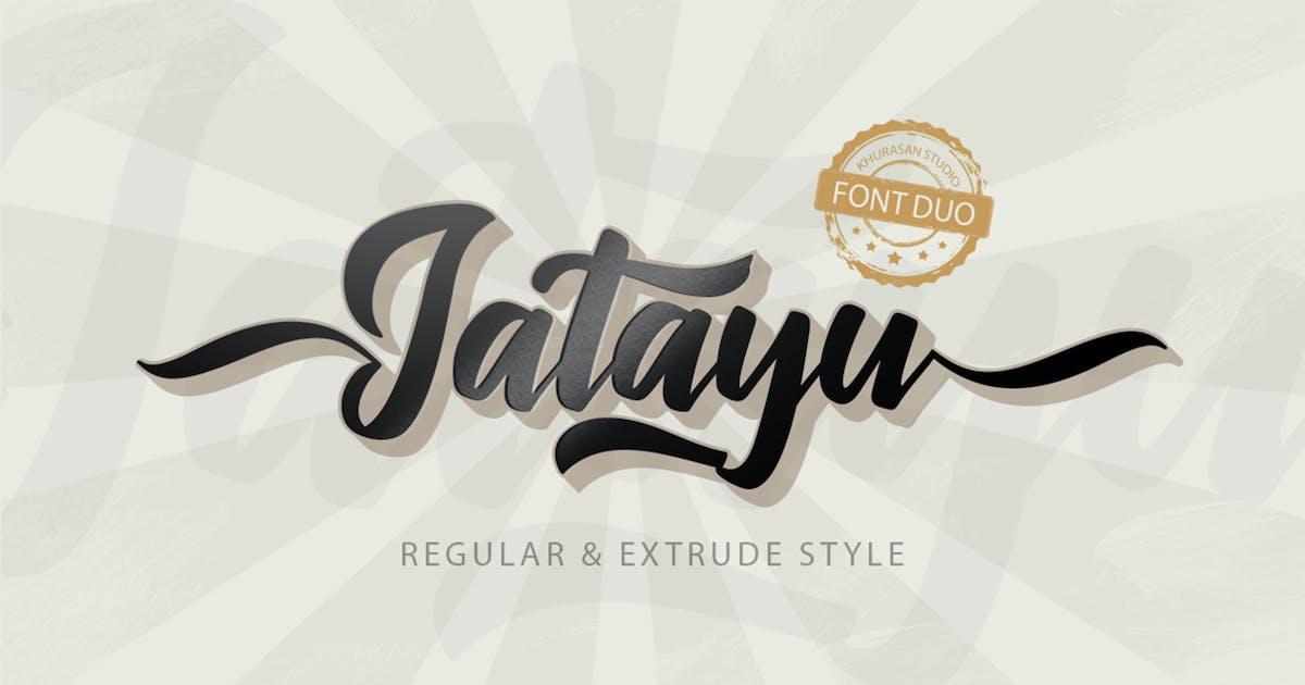 Download Jatayu Scipt Font Layered by khurasan