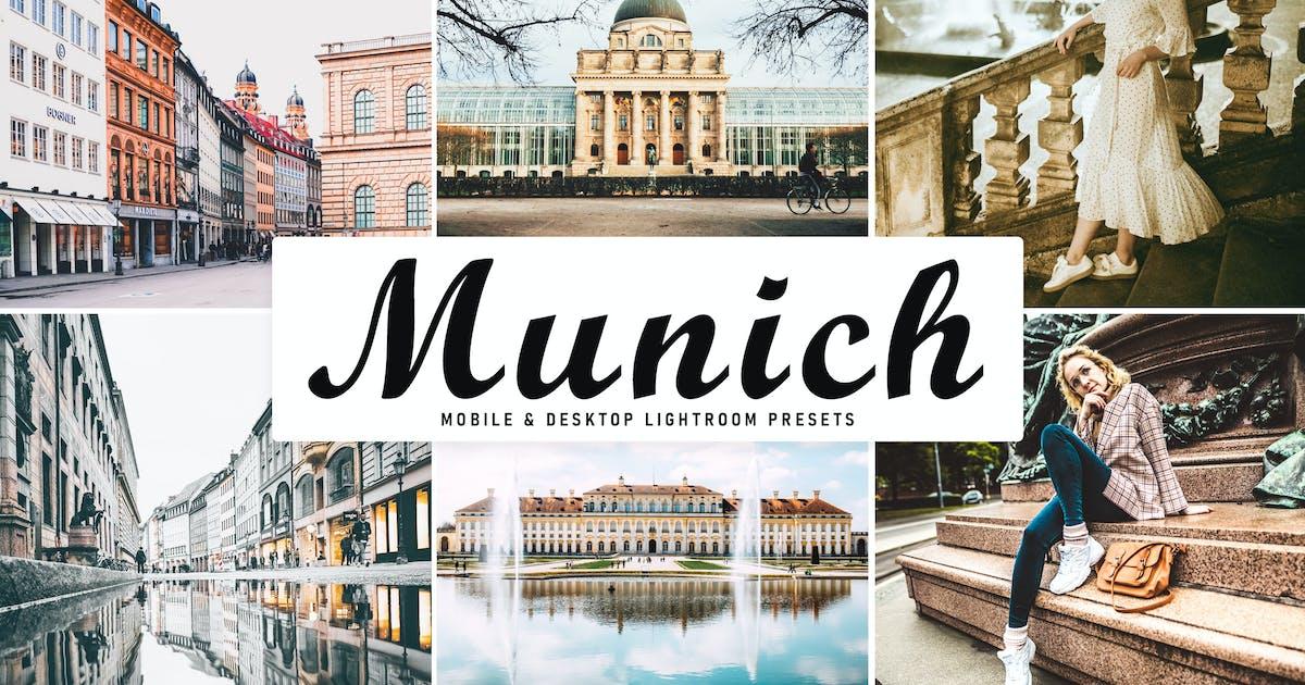Download Munich Mobile & Desktop Lightroom Presets by creativetacos