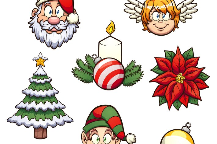 Thumbnail for Christmas Elements