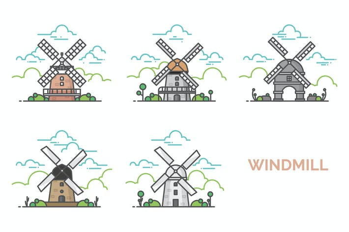 Thumbnail for Windmill
