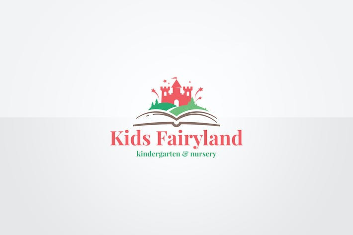 Thumbnail for Kids Logo Template