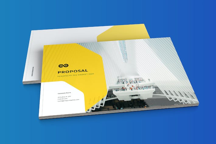 Thumbnail for Cd Curve Proposal Template