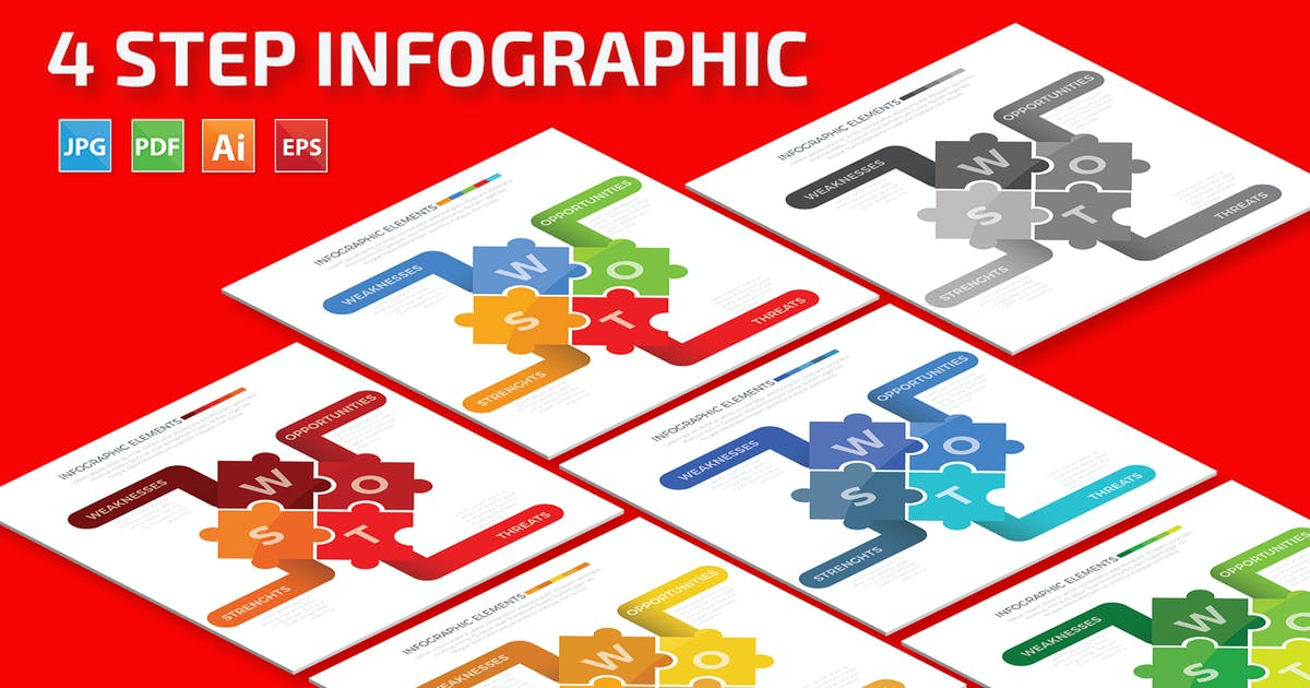 Download Swot Infographic Design by mamanamsai