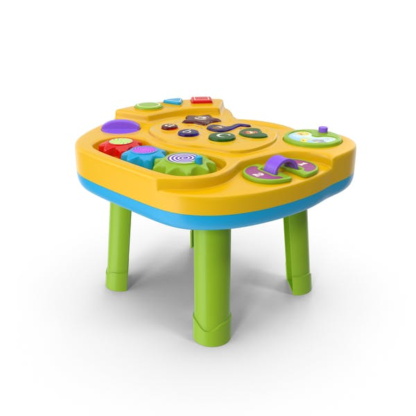 Cover Image for Children's Activity Table