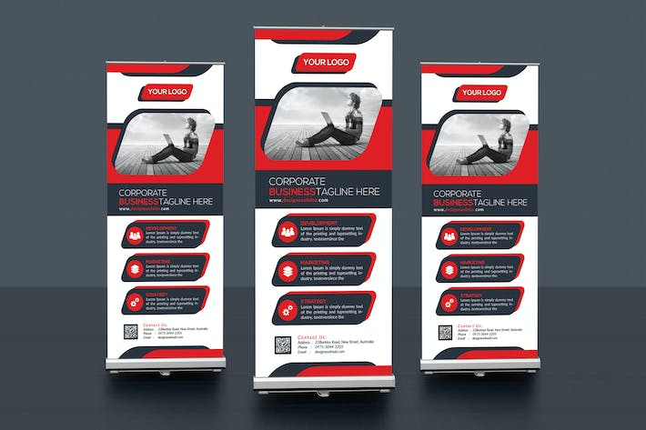 Cover Image For Corporate Rollup Banner