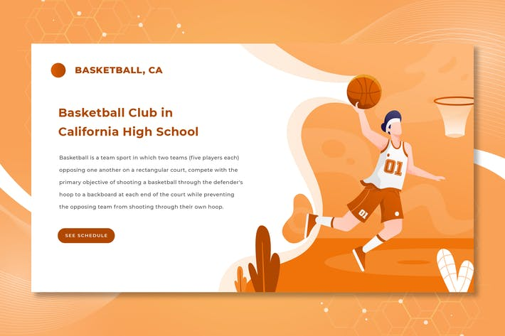 Thumbnail for Basketball - Web Header