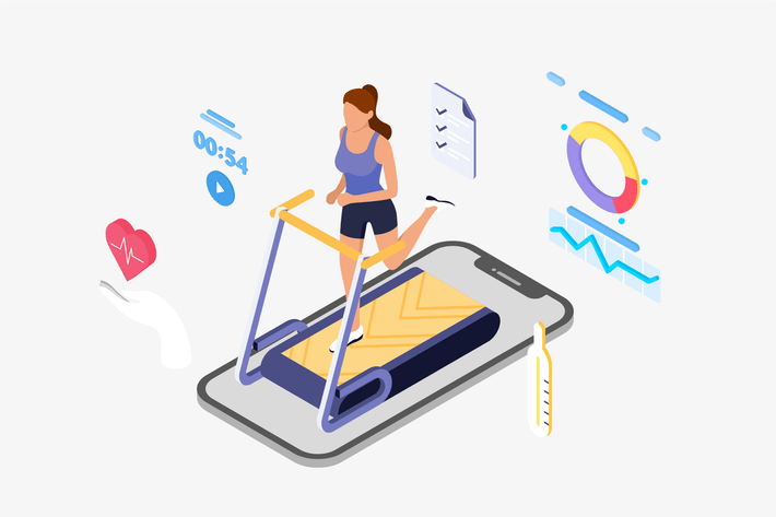 Thumbnail for ARVR Exercise And Sport 2 Isometric  - TU