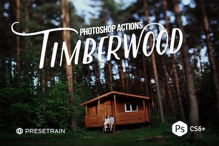 Timberwood Authentic Actions
