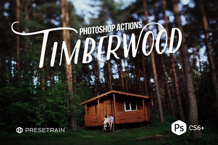 Thumbnail for Timberwood Authentic Actions