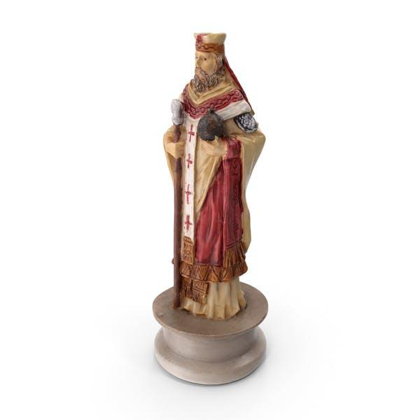 Chess Piece Bishop White
