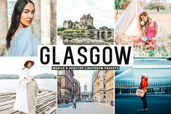 Thumbnail for Glasgow Mobile & Desktop Lightroom Presets