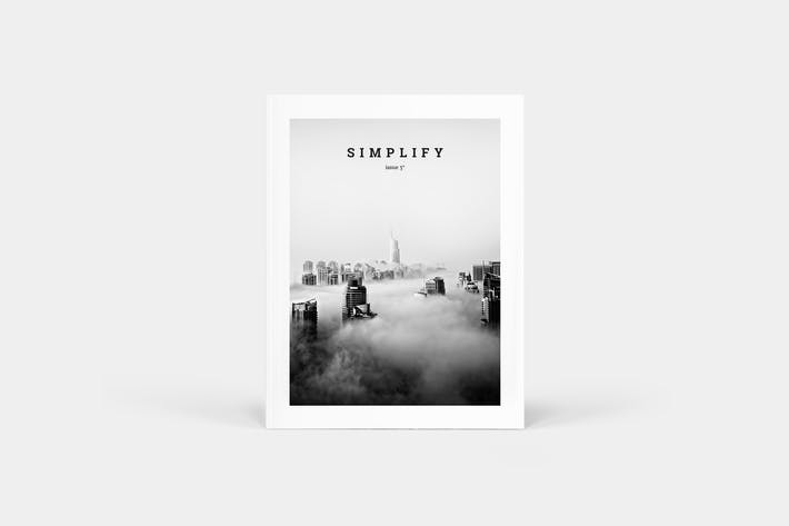 Thumbnail for Simplify Magazine