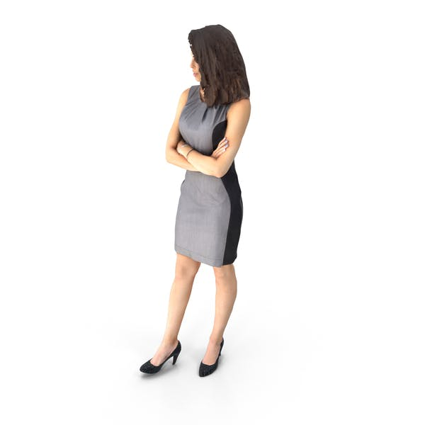 Thumbnail for Business Woman Arms Crossed