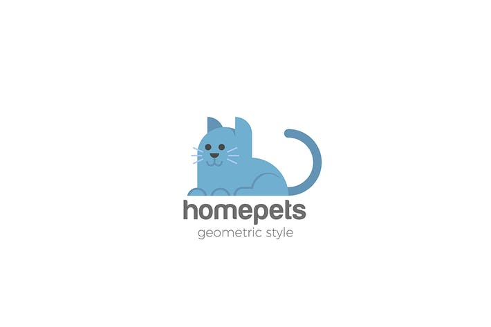 Thumbnail for Cat Logo Home pets