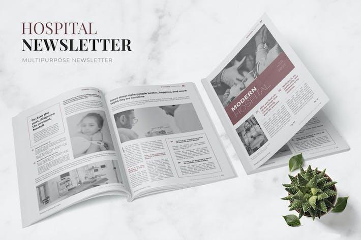 Modern Hospital Newsletter