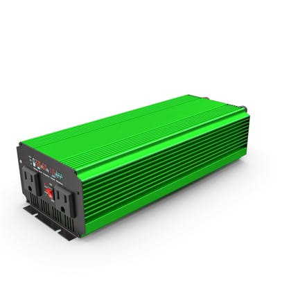 Power Inverter Green