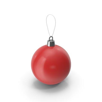 Рождественская елка Игрушка Красный