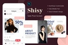 Shisy Sale  - Instagram Feed Post