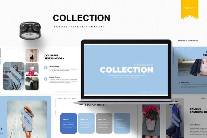 Thumbnail for Collection | Google Slides Template