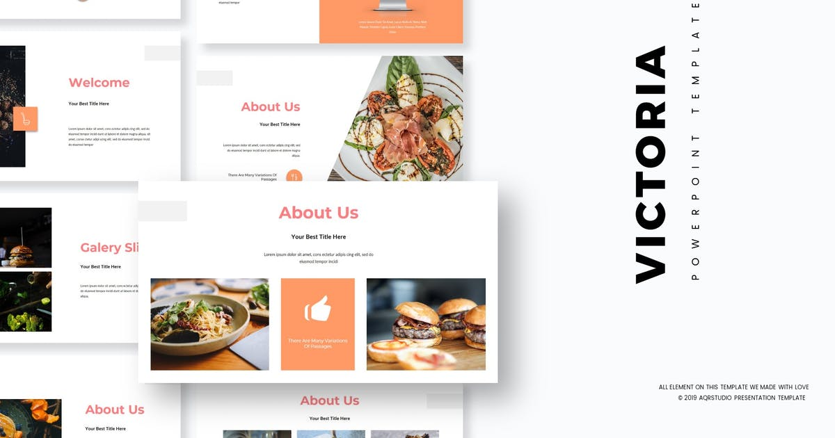 Download Victoria - Powerpoint Template by aqrstudio