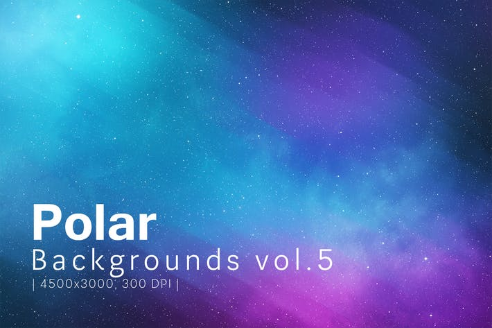 Thumbnail for Polar Backgrounds vol.5