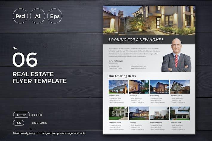 Thumbnail for Slidewerk - Real Estate Flyer 06