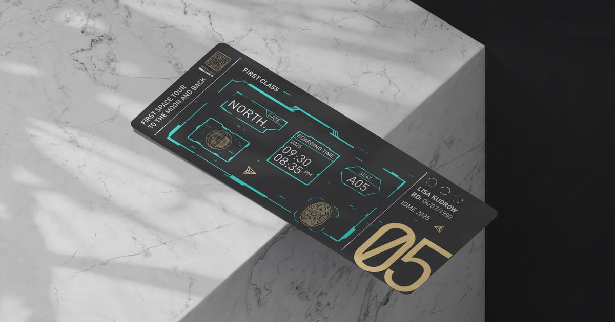 Download Tickets / Cash Coupons Mock-Ups Vol.1 by Kheathrow