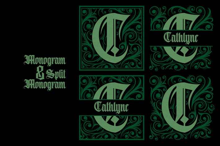 Cover Image For Monogram C