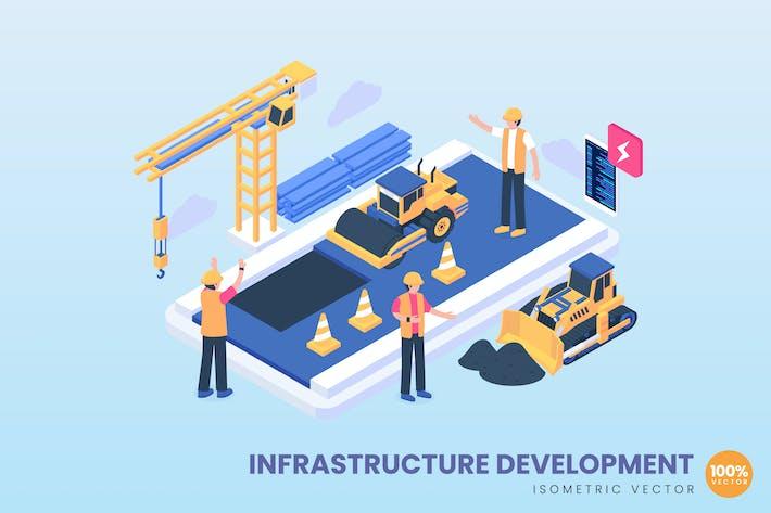 Thumbnail for Infrastructure Development Concept