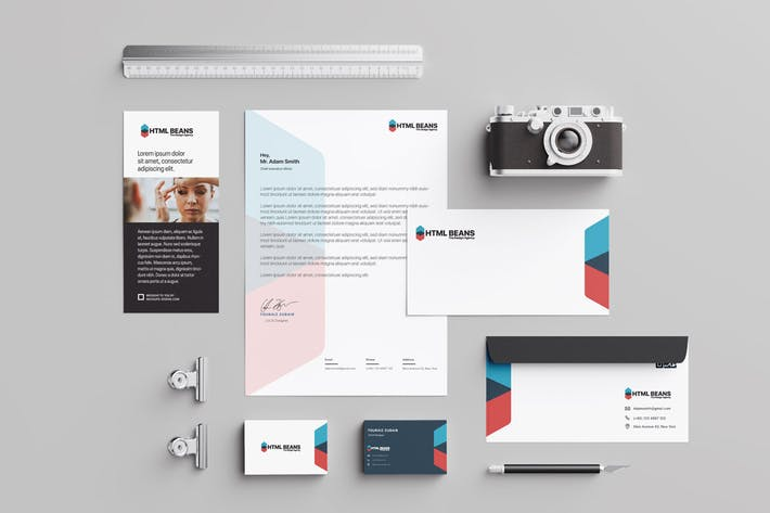 Thumbnail for Agency Brand Stationary