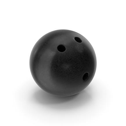 Realistische Bowlingkugel