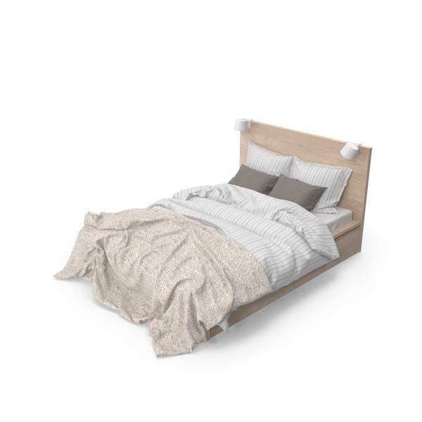 Cover Image for Platform Bed