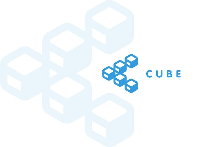 Thumbnail for Cube - Letter C Logo