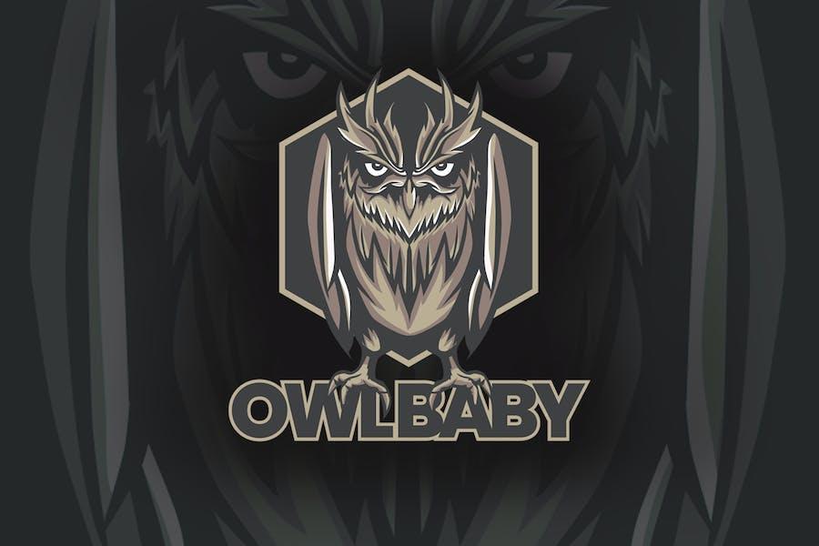 Baby Owl Esports Logo