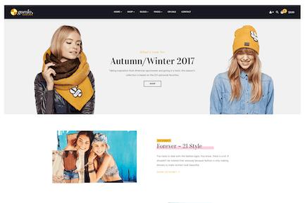 Gordo - Responsive WooCommerce WordPress Theme