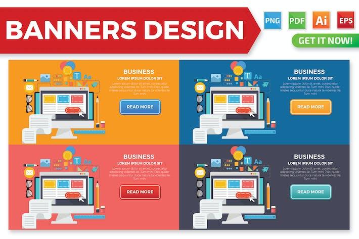 Thumbnail for Graphics design banner