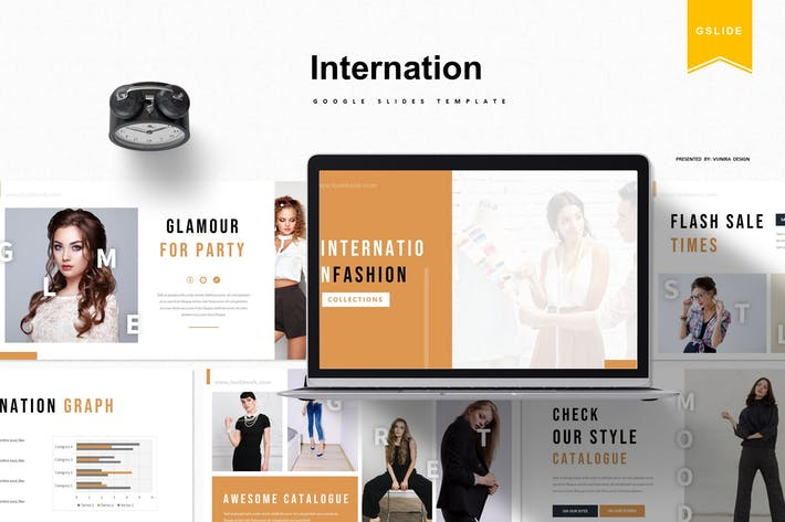 Internation | Google Slides Template