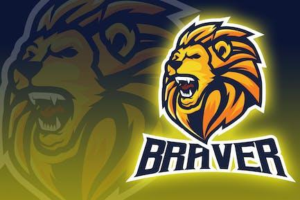 Lion Roar Esport Logo