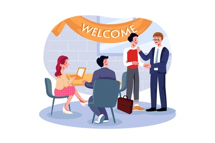 Openly Welcomes an Employer With a Firm Handshake