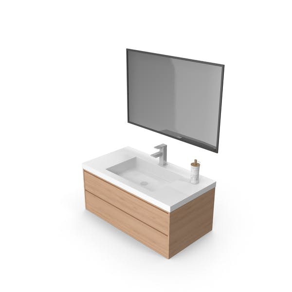 Ванная комната тщеславие