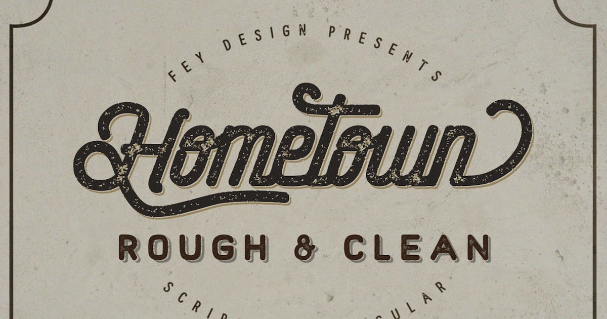 Download Hometown - Clean And Rough by Voltury