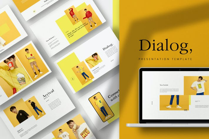 Thumbnail for Dialog - Business Marketing Keynote