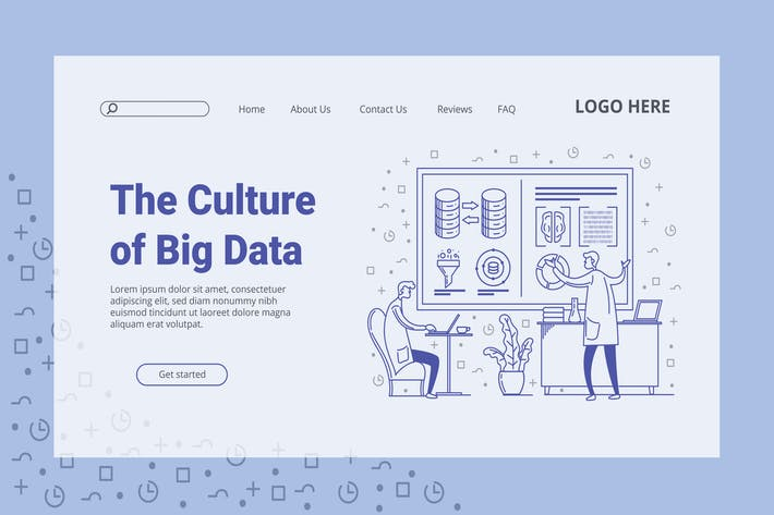 Data Science - Landing Page