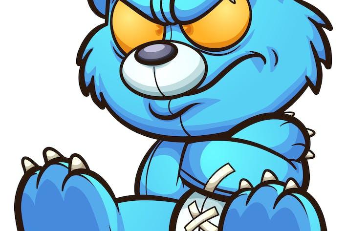 Pouting Bear