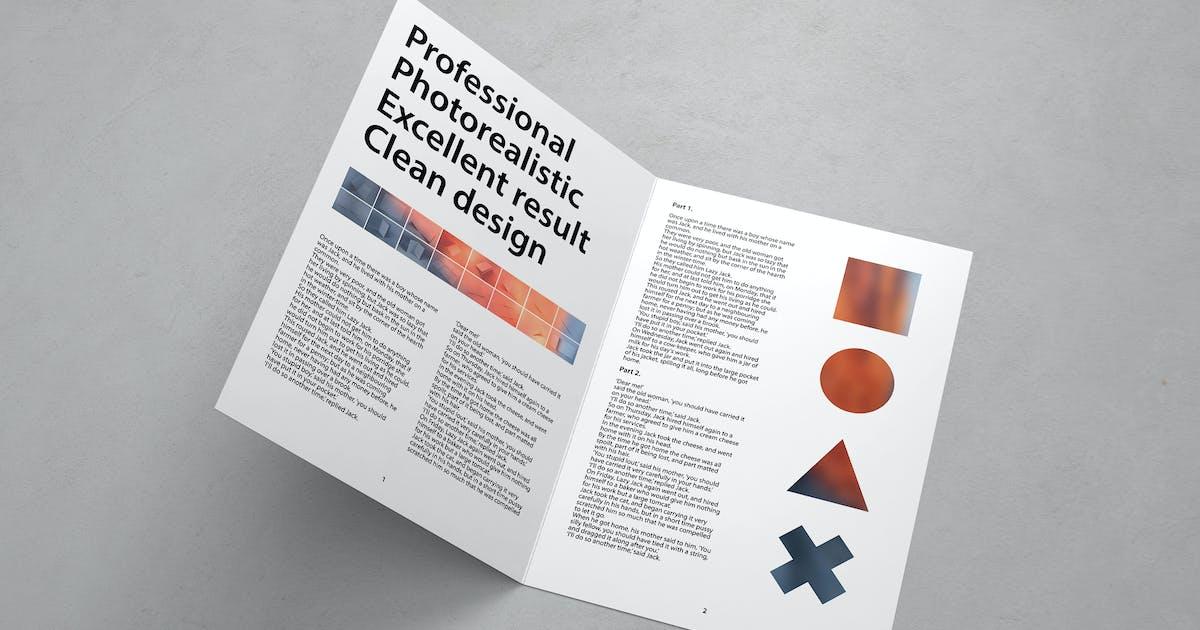 Download Brochure / Booklet / Invitation Mockups 001 by traint