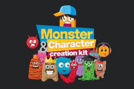 Monster Character Creation Kit