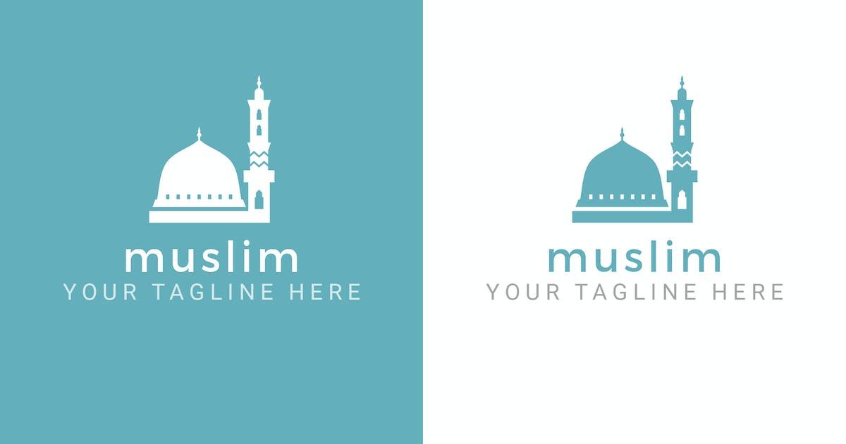 Download Muslim - Premium Mosque Logo Design by ThemeWisdom