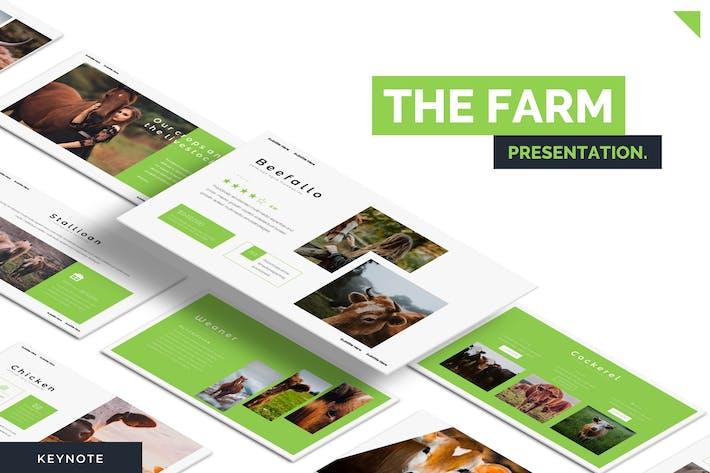 Thumbnail for The Farm - Keynote Template